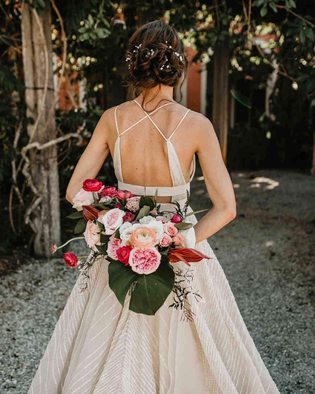 bf5175b29f27 Heat-Resistant Wedding Bouquets Perfect for Summer | Martha Stewart Weddings