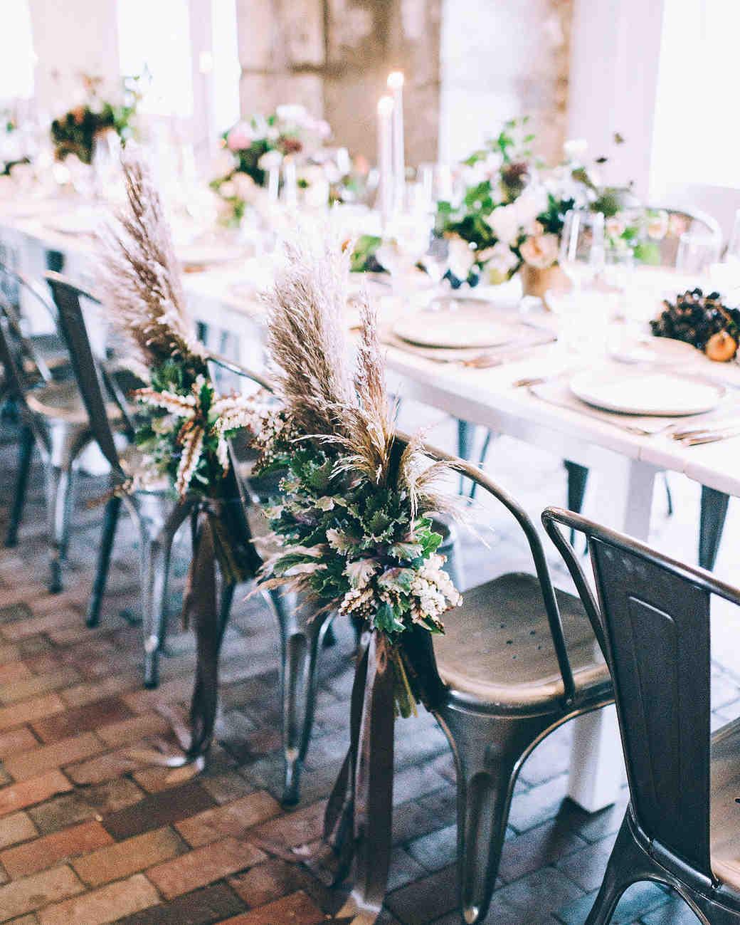 wedding chairs decoration