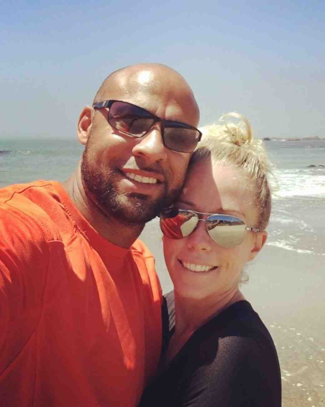 Kendra Wilkinson Baskett and husband Hank Baskett