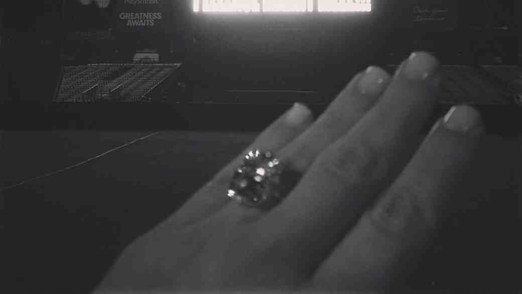 Kim Kardashian engagement Instagram