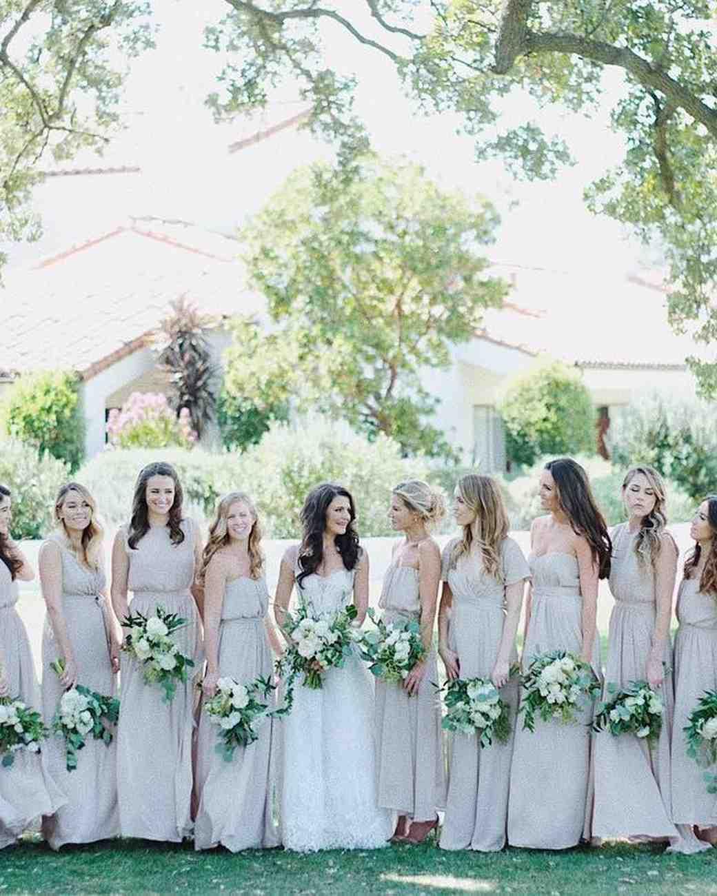 Lauren Conrad Bridesmaid in Paper Crown with Lo Bosworth