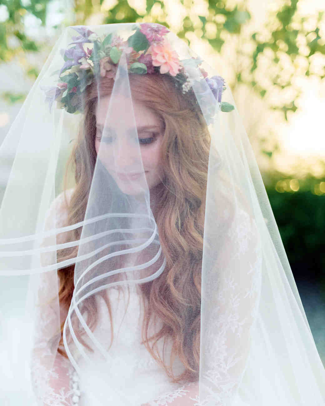 33 Ways To Wear Your Hair Down For Your Wedding Martha