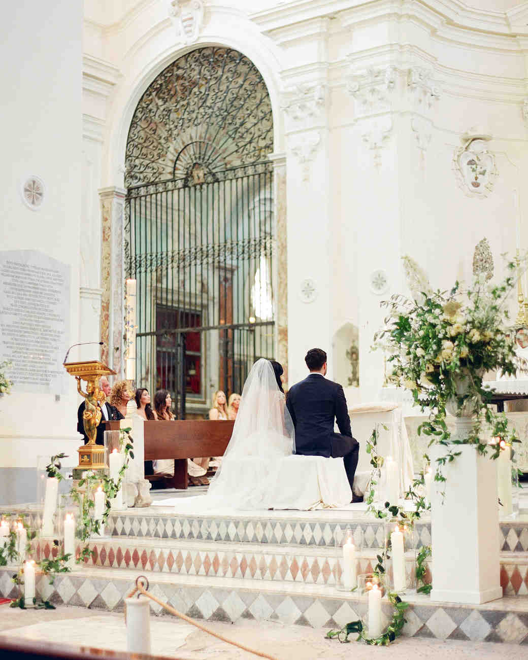 This Couple\'s Dreamy Italian Destination Wedding Could Have Been ...