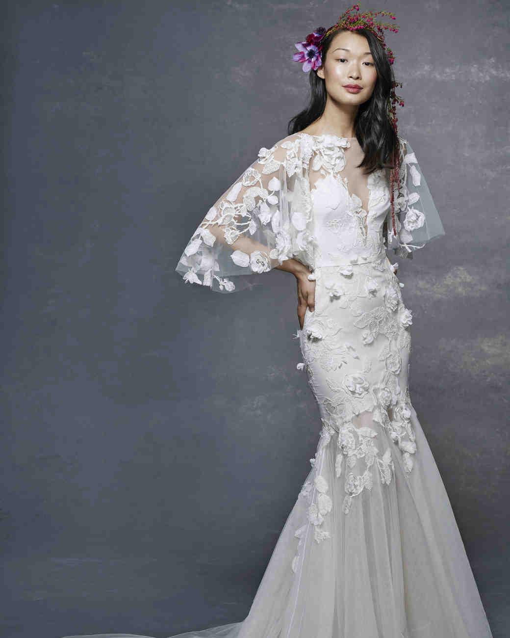 b57168ecffe9 Marchesa Notte Spring 2019 Wedding Dress Collection