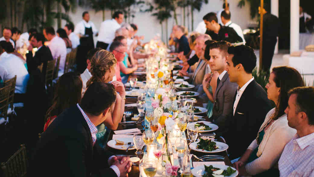A Caterer Shares the Best Menu Options for a Fall Wedding, Course by Course