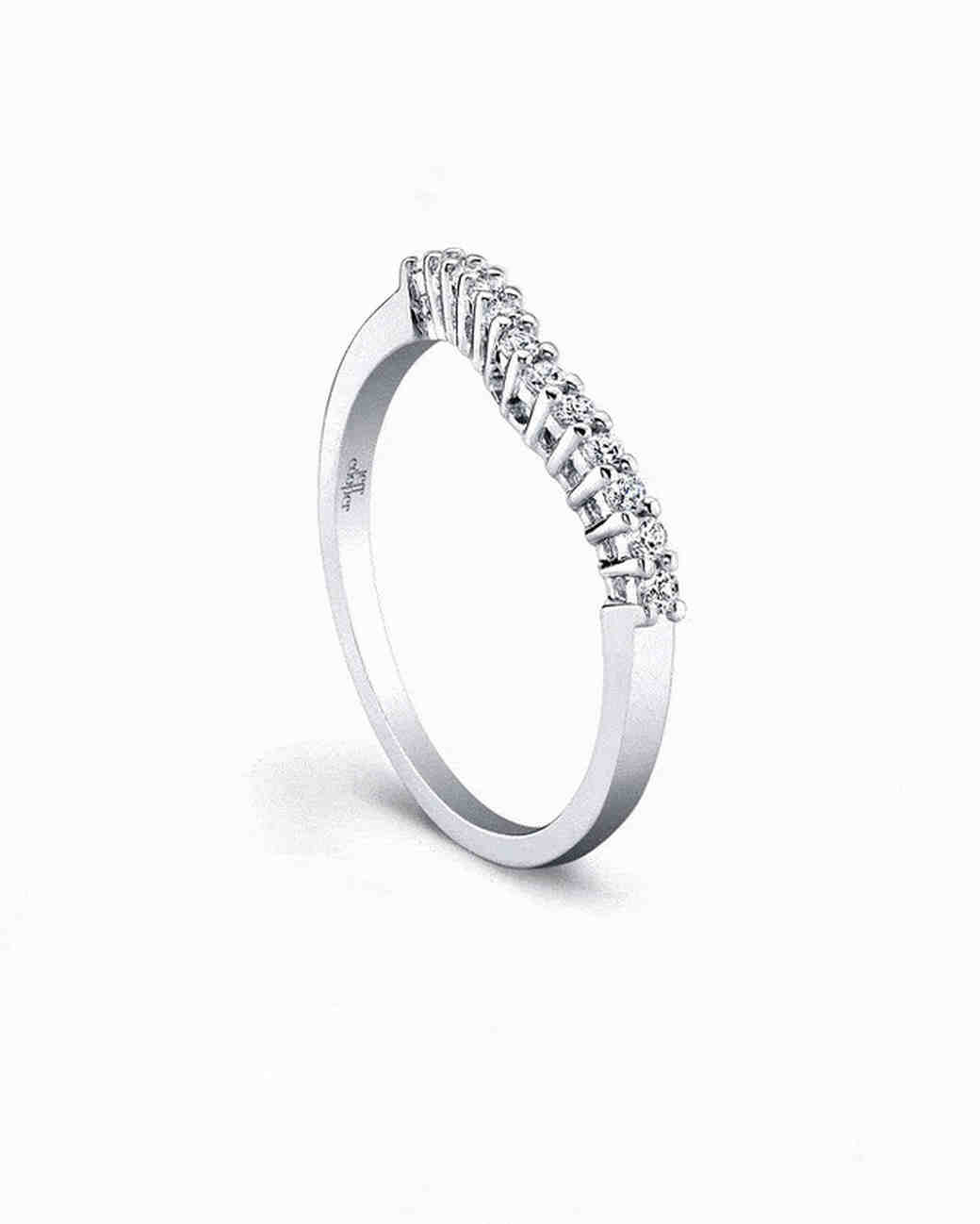 Wedding Bands That Pair Perfectly with Unique Engagement Rings