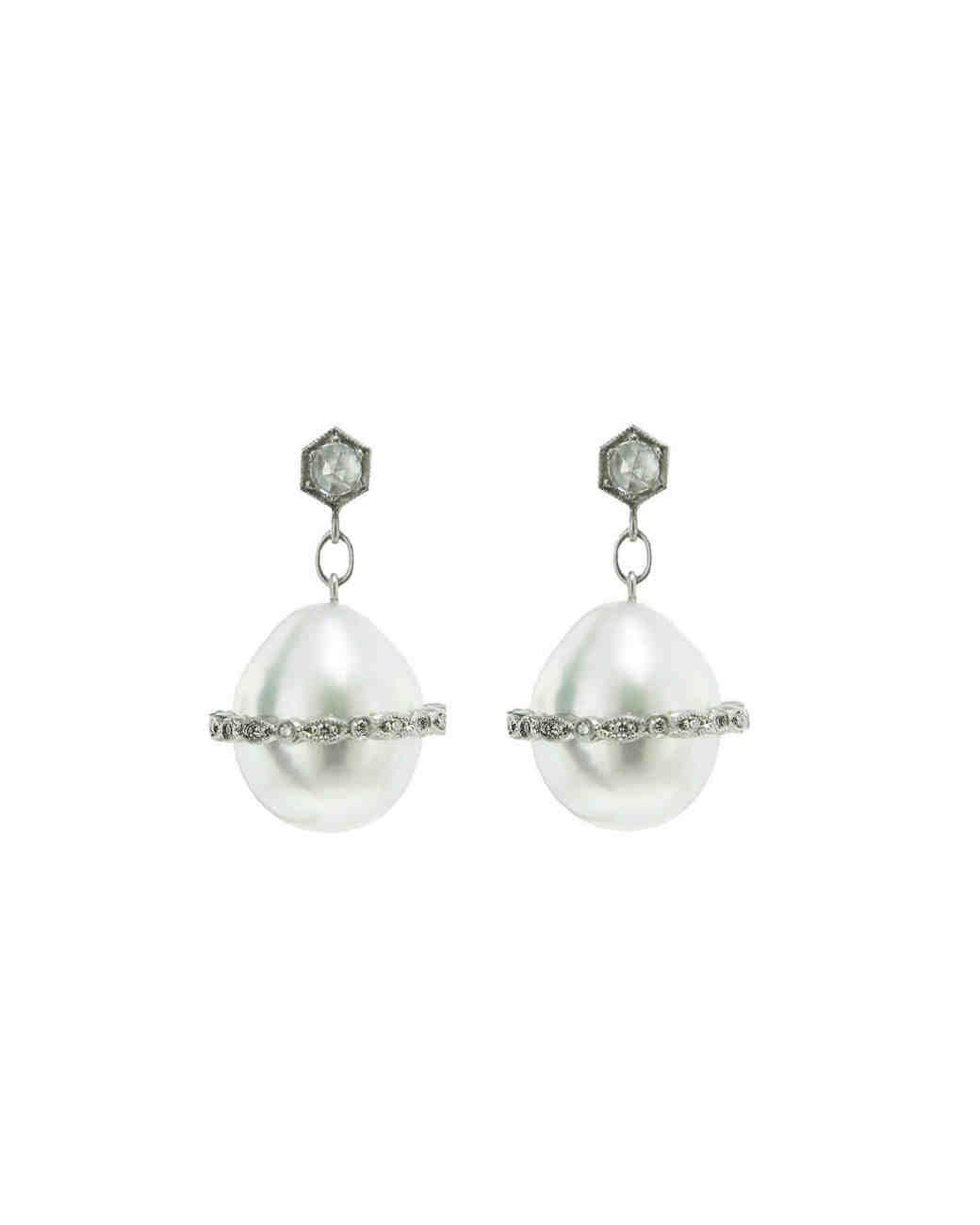pearl wedding earrings cathy waterman