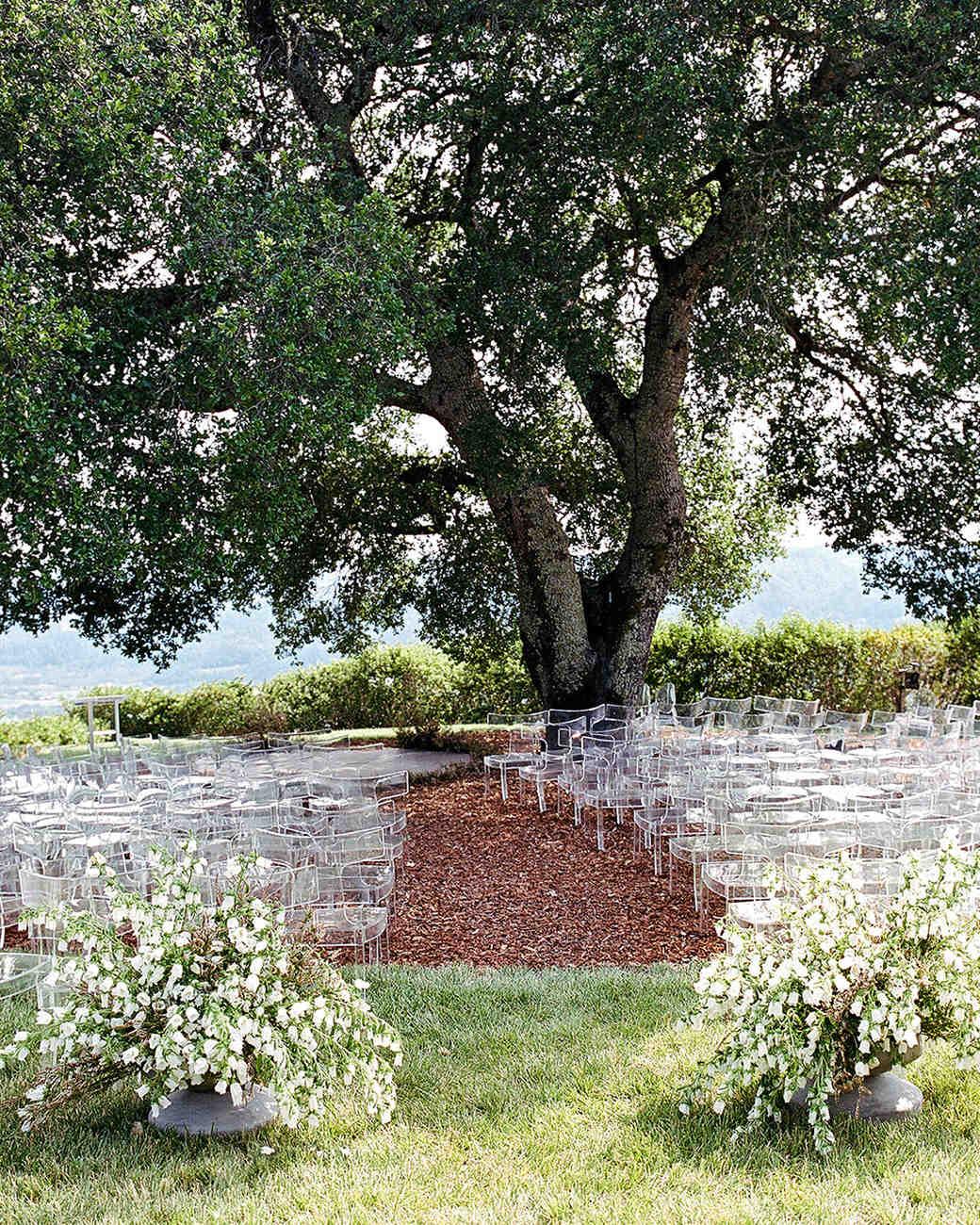 rae rob wedding outdoor ceremony site