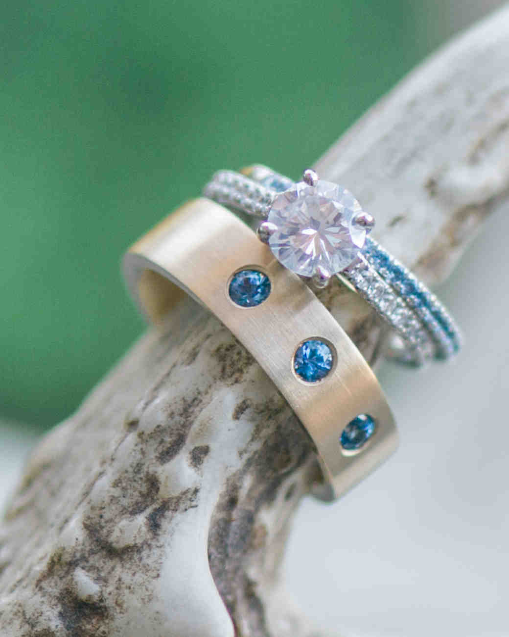 40 Engagement Rings Real Brides Said Yes To Martha Stewart Weddings