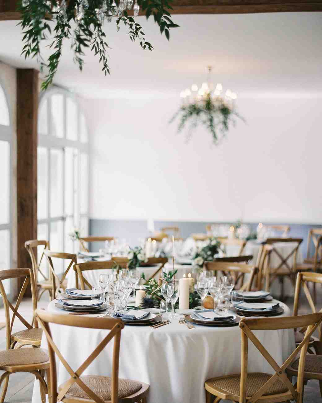 An Elegant and Intimate Celebration in the French Countryside ...