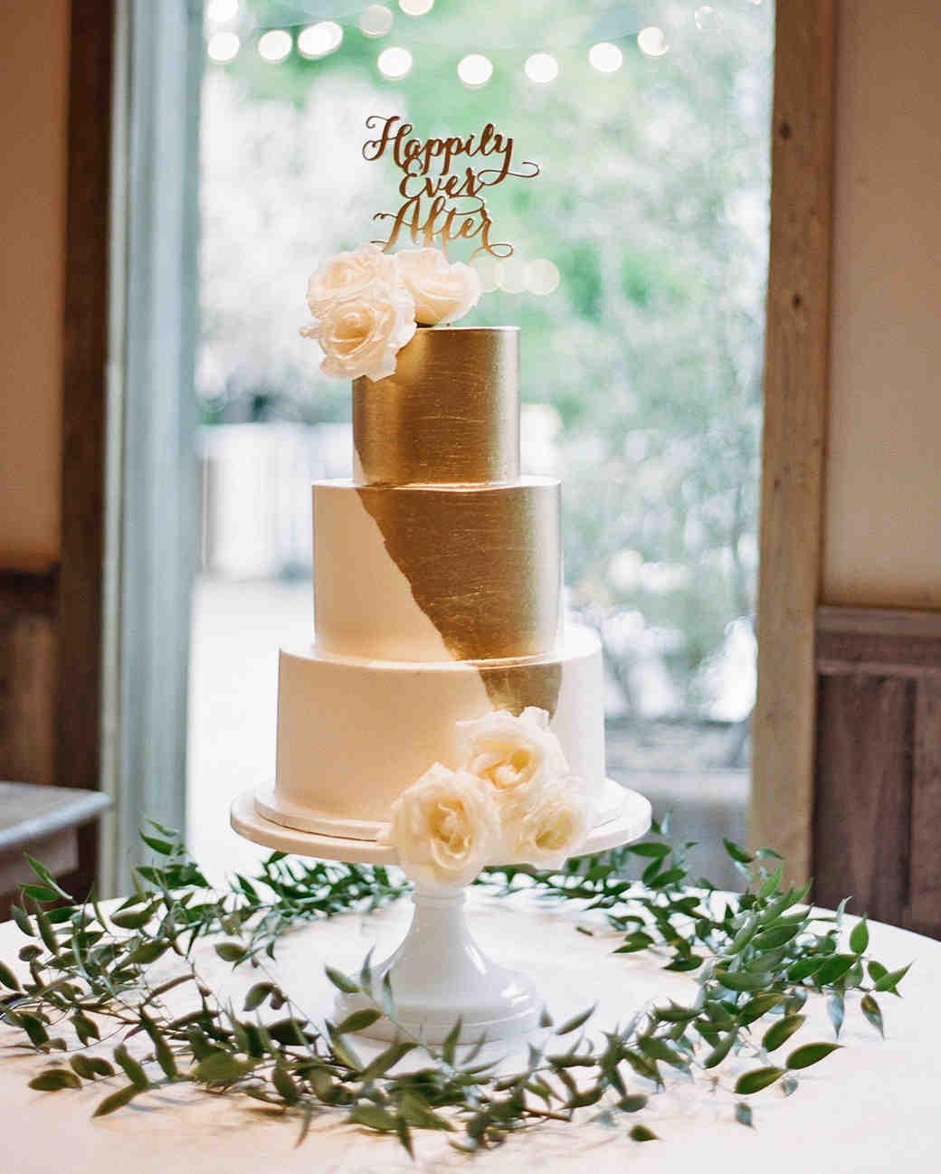 shannon jon wedding cake