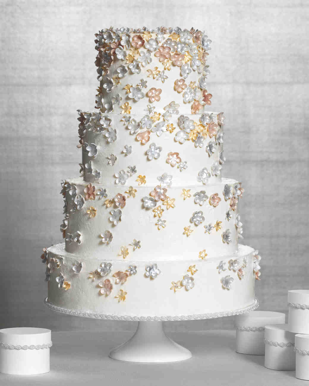 Dazzling and Delicious: How to Add Sparkle to Your Cake | Martha ...