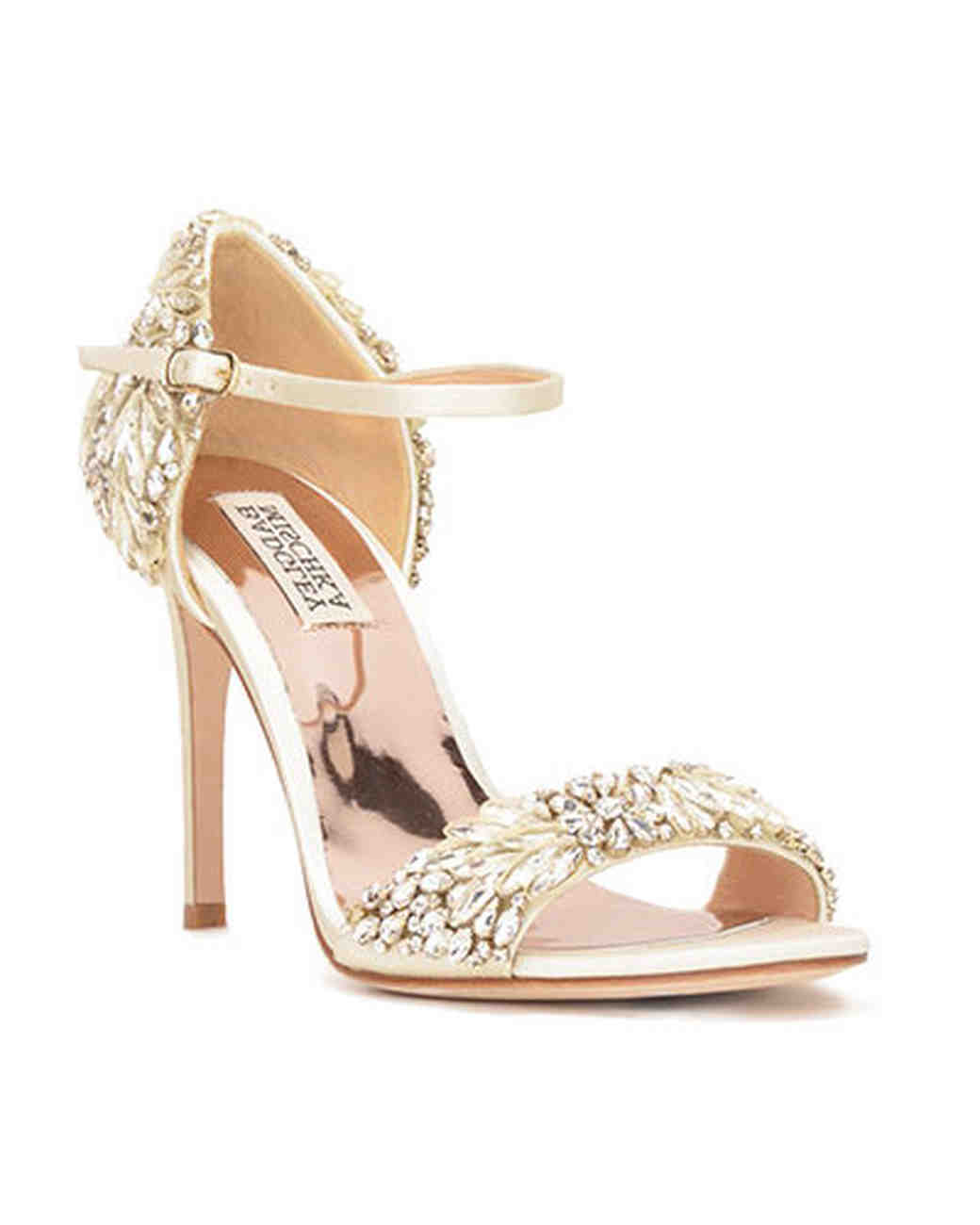 1d7d2e737 Sparkly Wedding Shoes for the Bride Who Wants to Make a Statement ...