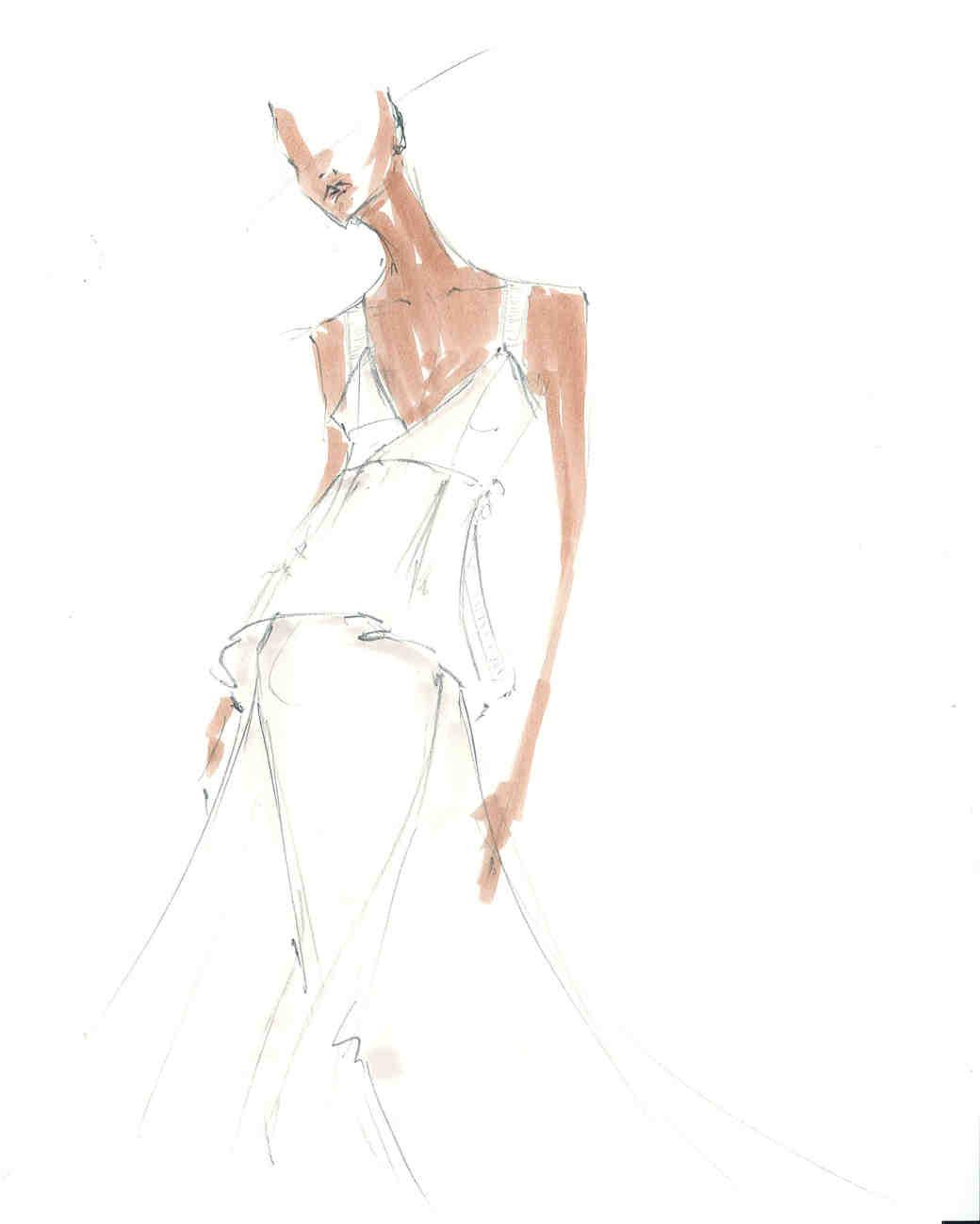 Spring 2018 BFW Sketches Amsale