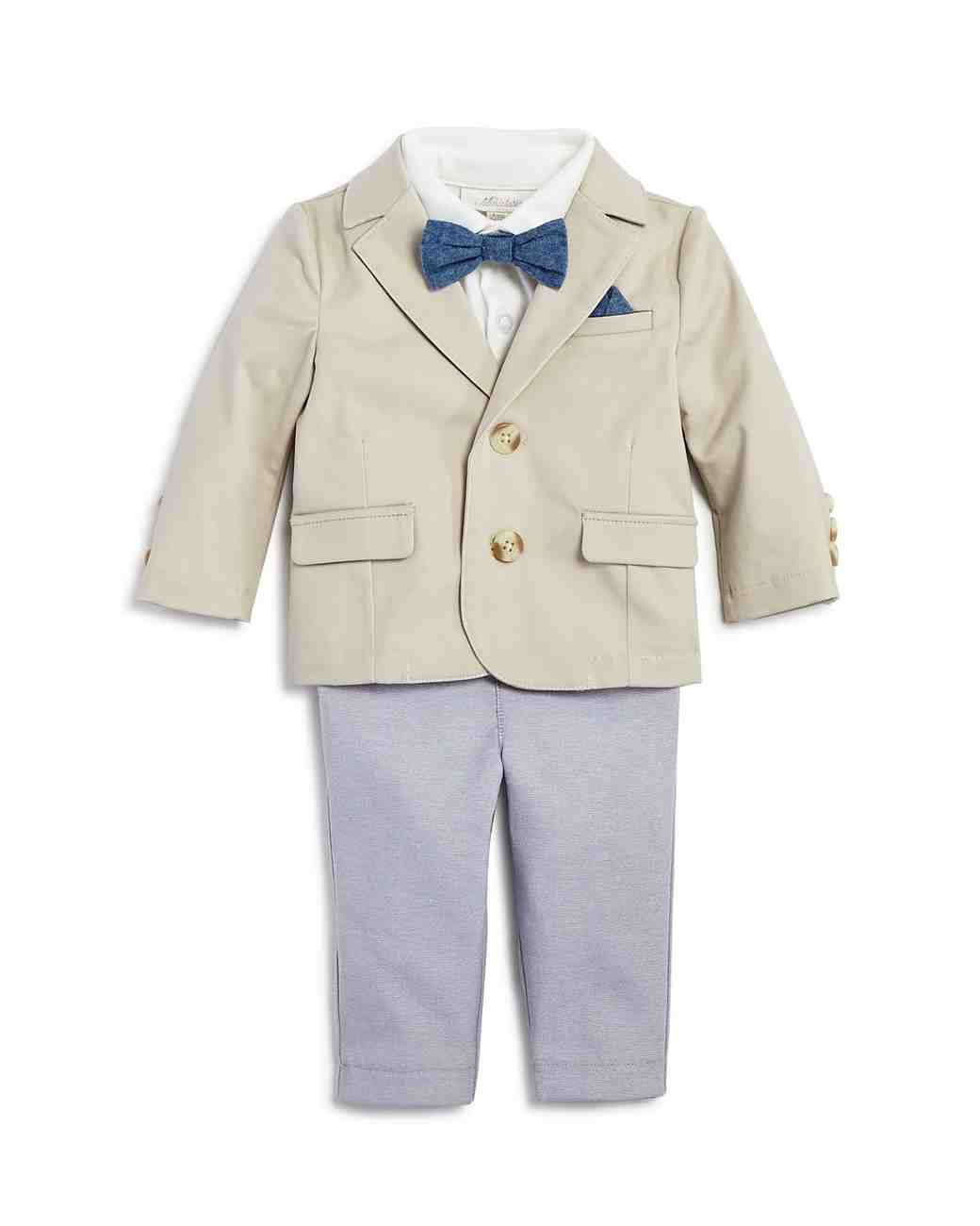 Spring Ring Bearer Outfits, Miniclasix Suit