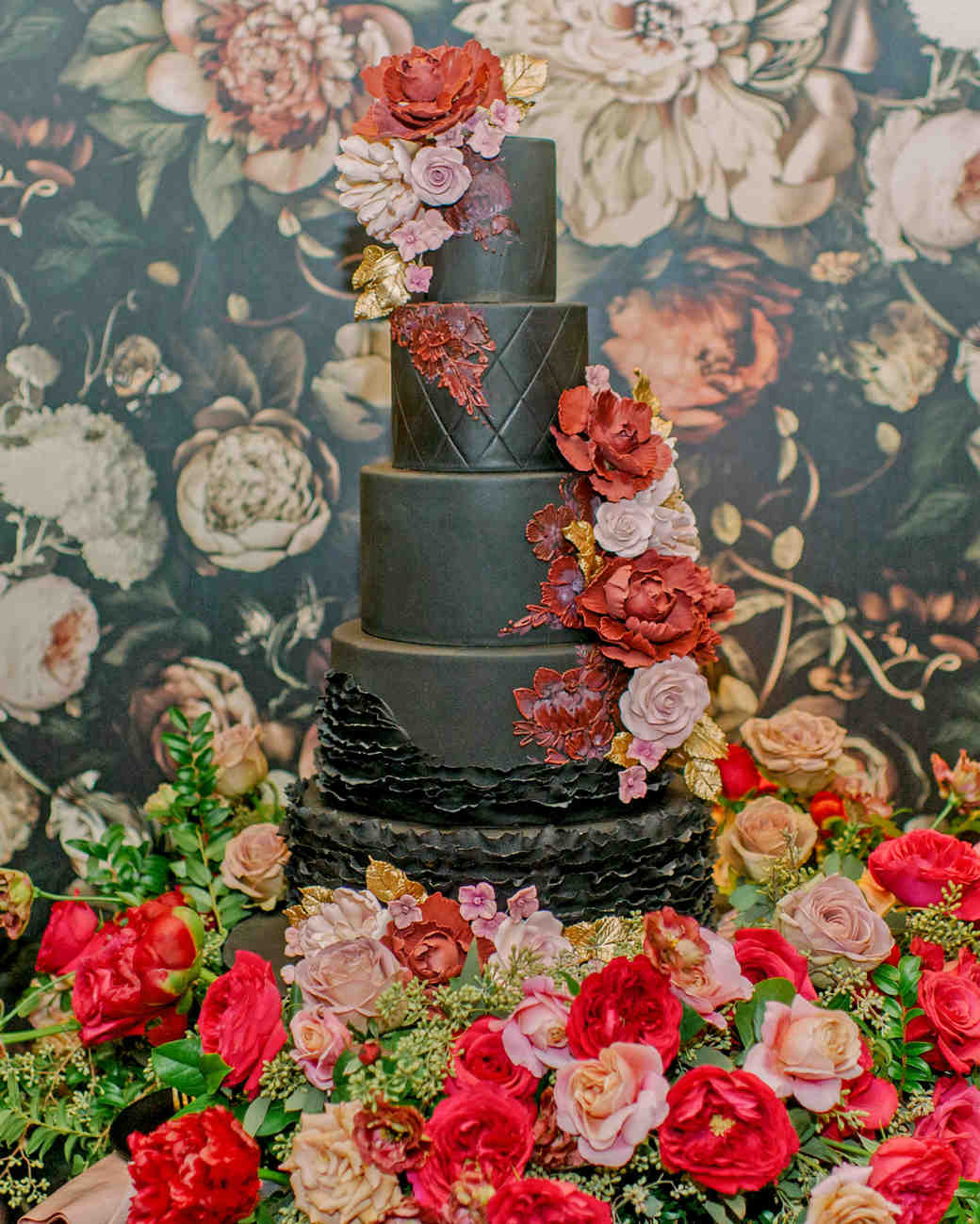 tillie dalton wedding cake