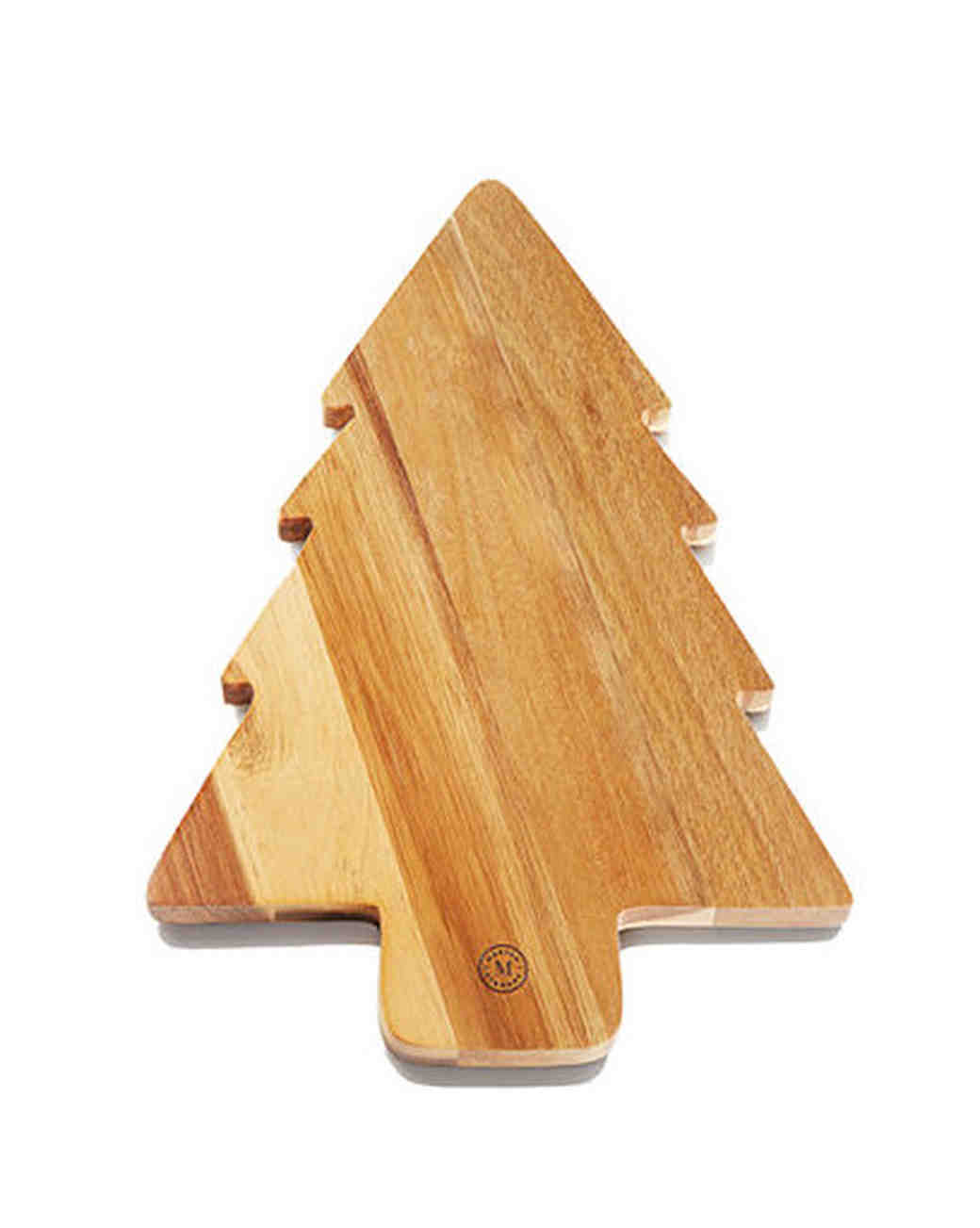 christmas tree cutting board