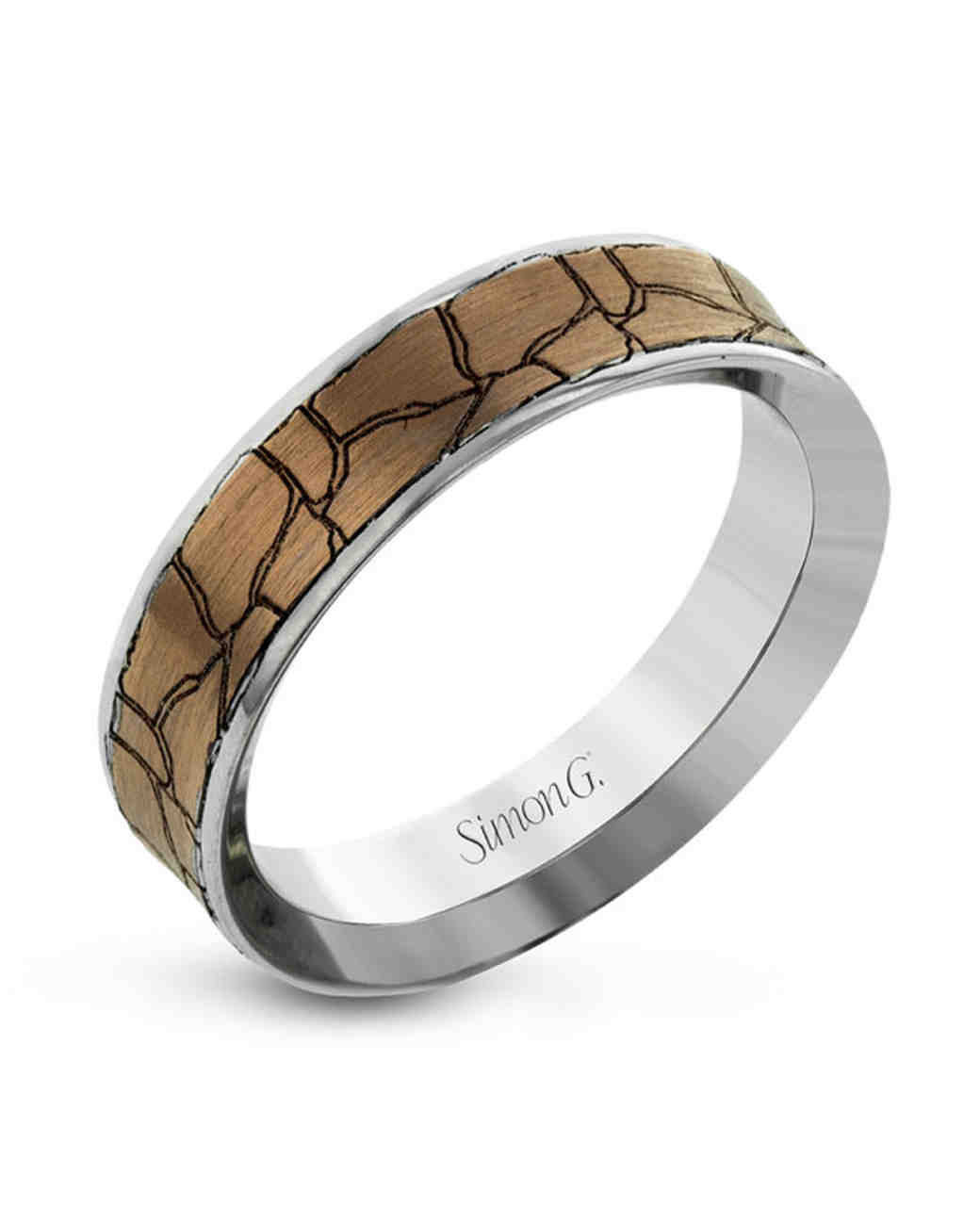wedding within custom rings band mens laser matvuk enchating duck engraved brilliant outdoor ring com