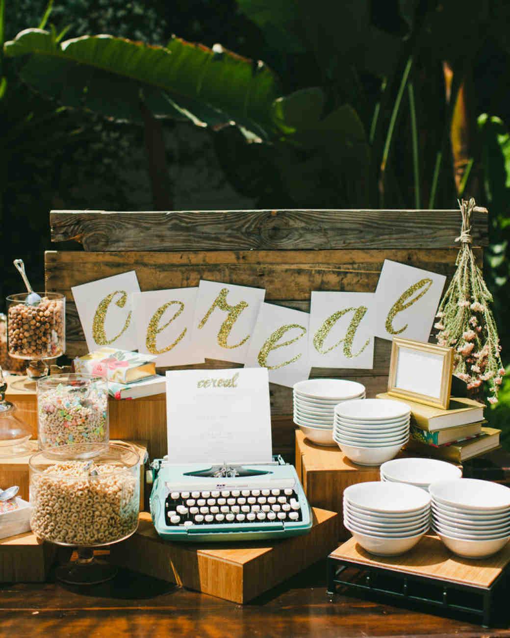 wedding food bars onelove photography