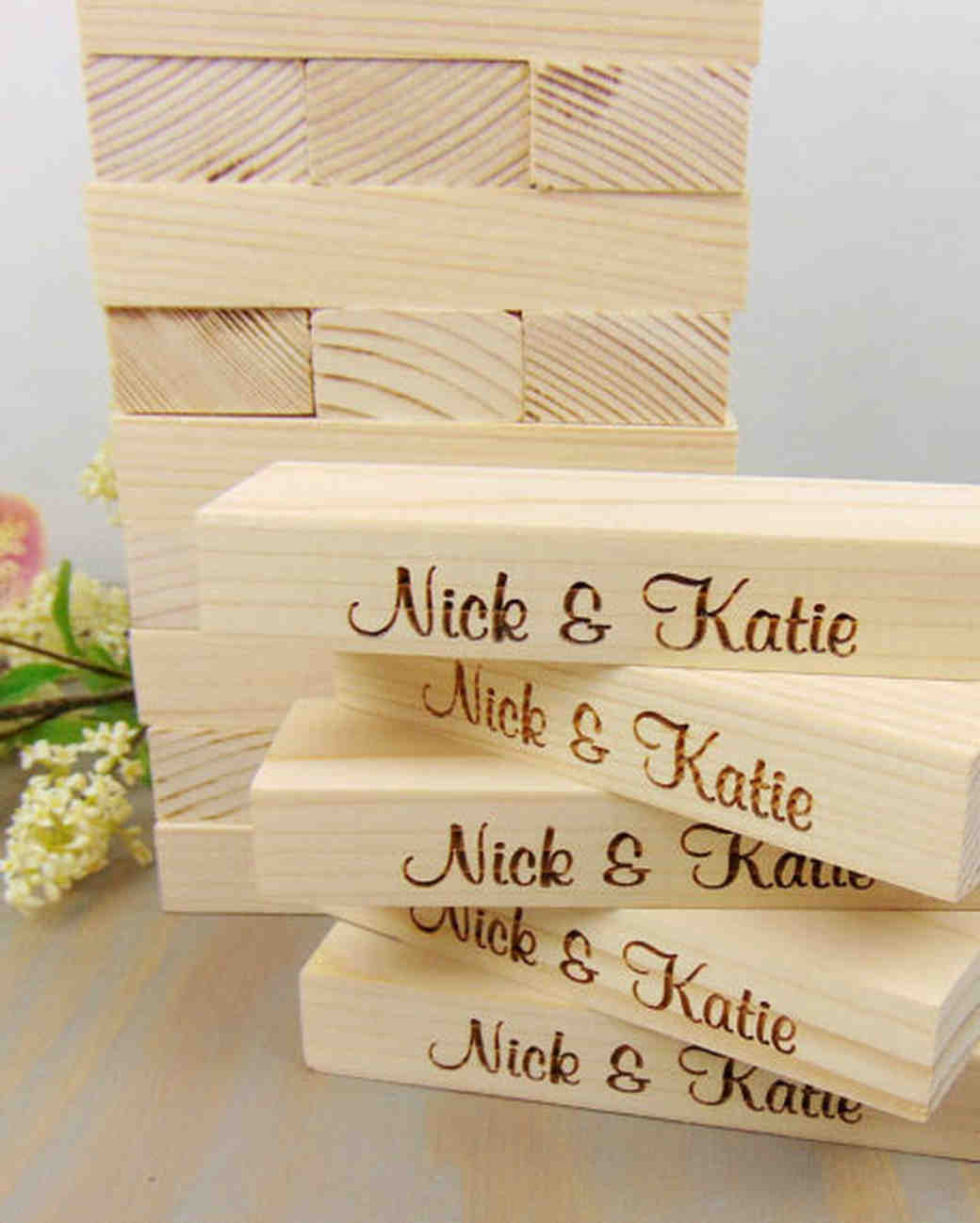 Unique Wedding Guest Book Ideas That Aren T Actually Books Martha Weddings