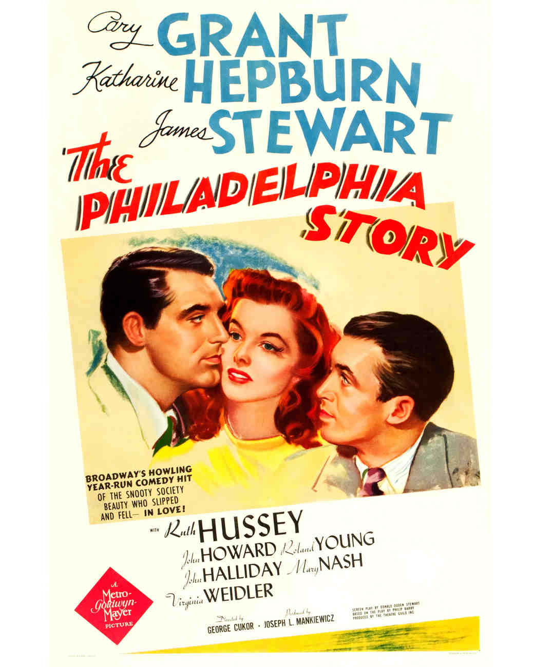 """The Philadelphia Story"" promo"