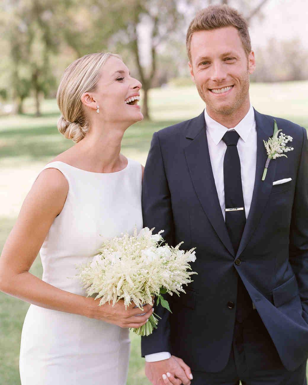ashlie adam alpert wedding couple