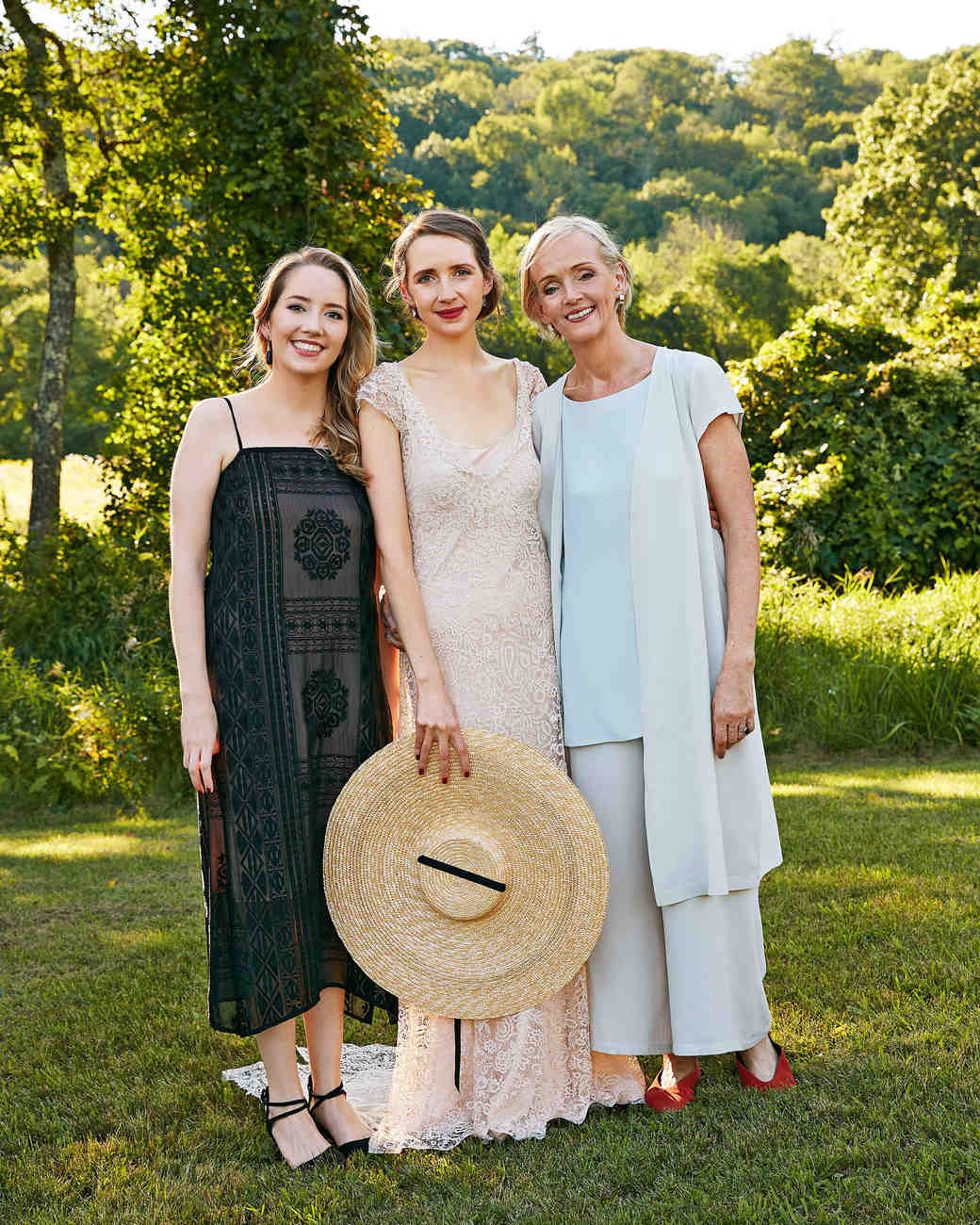 avril quy wedding new york family bride