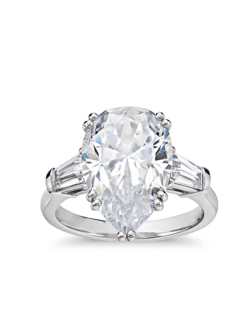 Blue Nile Engagement Ring