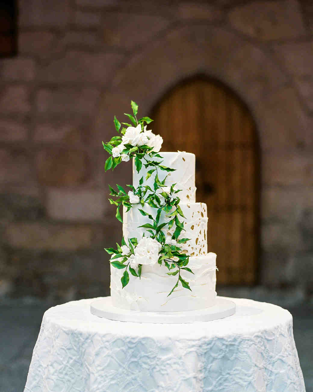 buttercream wedding cakes branco prata