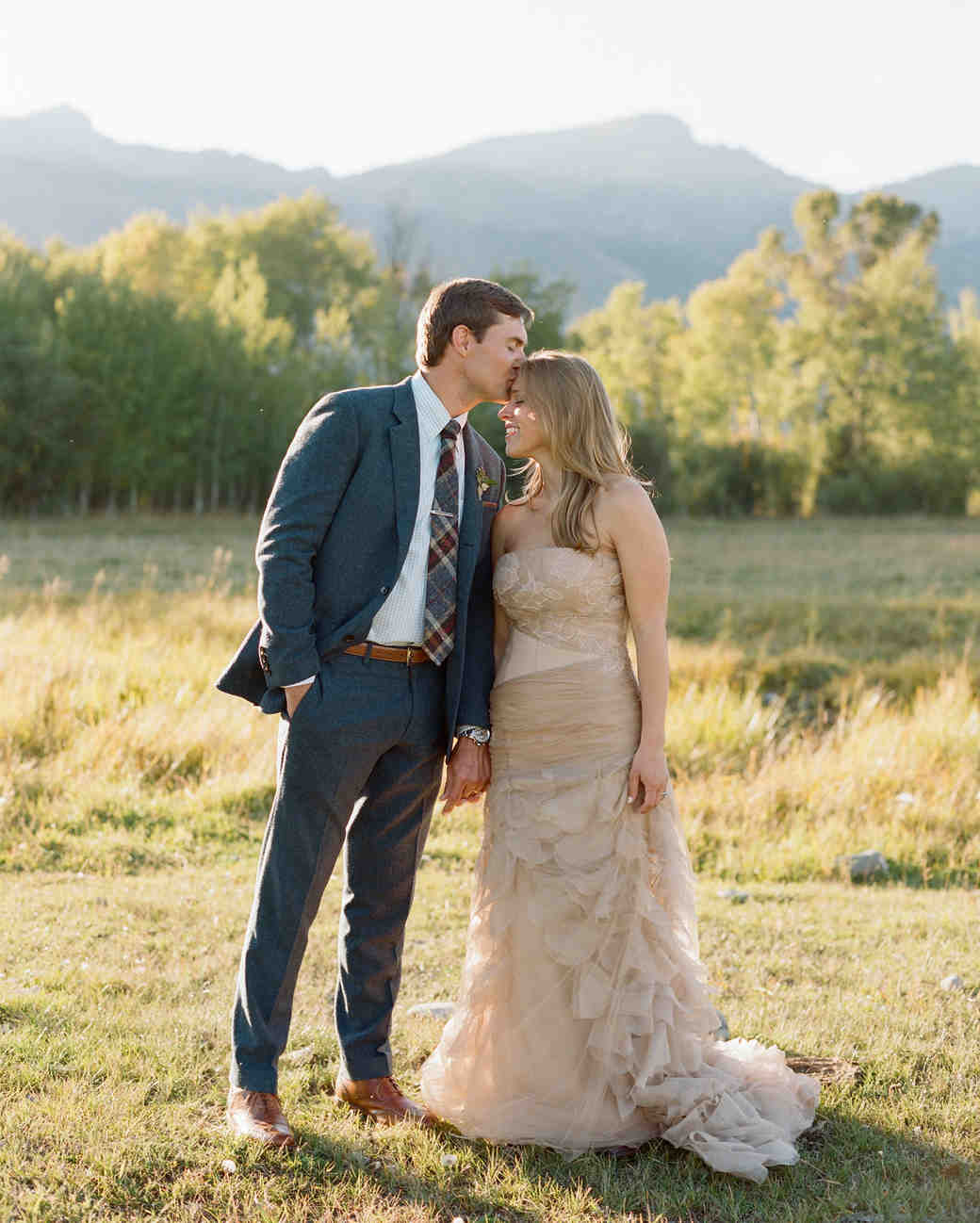 16 (Awesome) Nontraditional Wedding Dresses | Martha ...