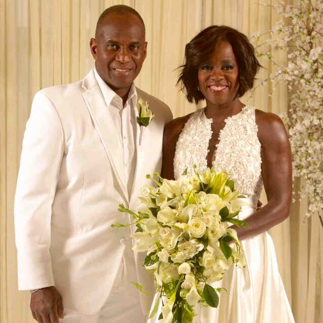 Viola Davis and Julius Tennon Renewed Their Vows Because They Love Each Other That Much