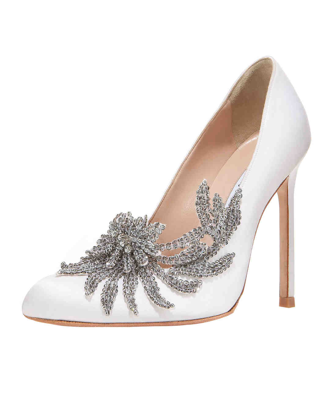 Look - Choo jimmy wedding shoes price video