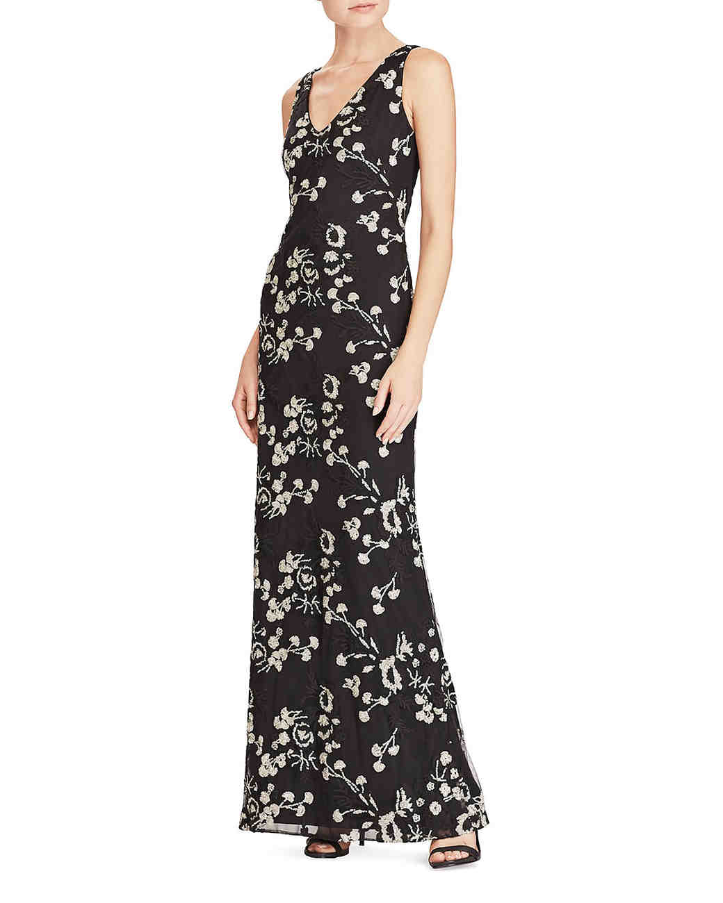 c9c15f154cc 30 Floral Dresses for the Mothers of the Bride and Groom