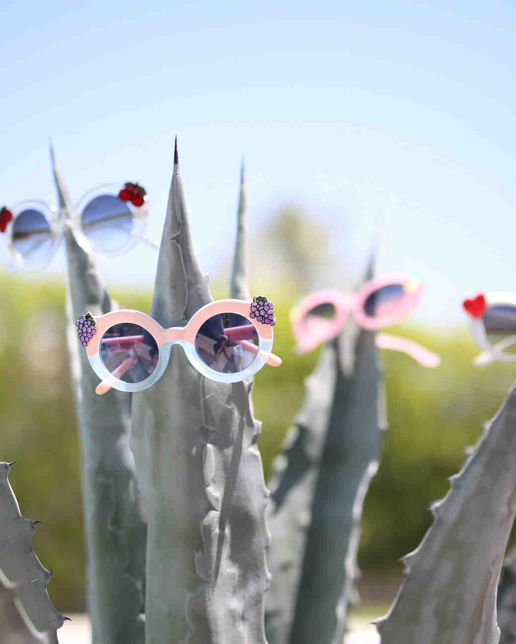 Pink Bachelorette Party Sunglasses