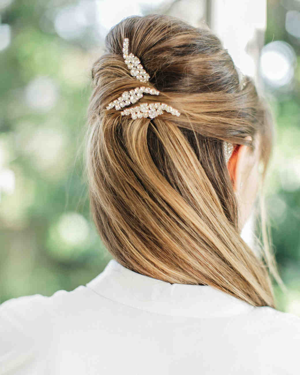 Wedding Guest Hairstyles for Every Season | Martha Stewart Weddings