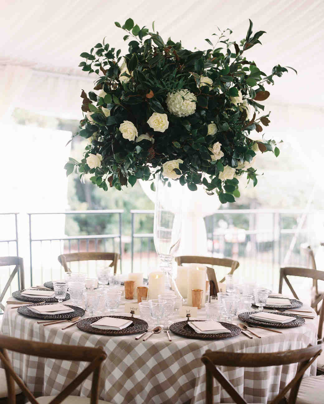 kendall nick wedding table