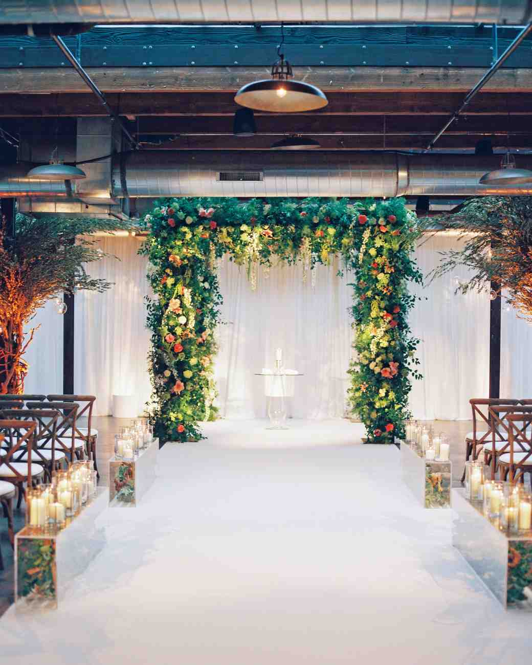 kori paul wedding ceremony layout