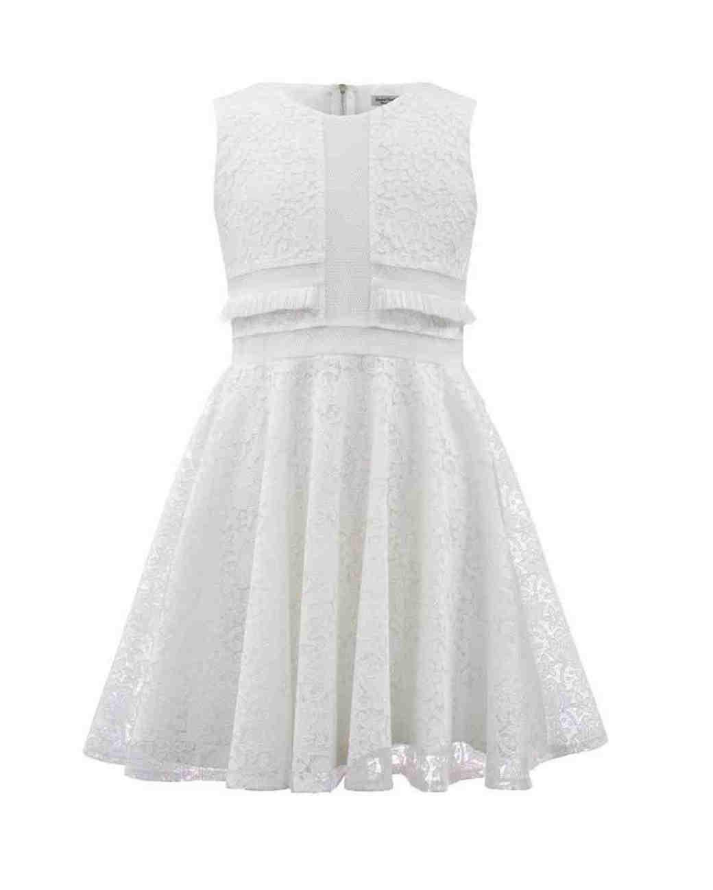 David Charles Ivory Floral Dress
