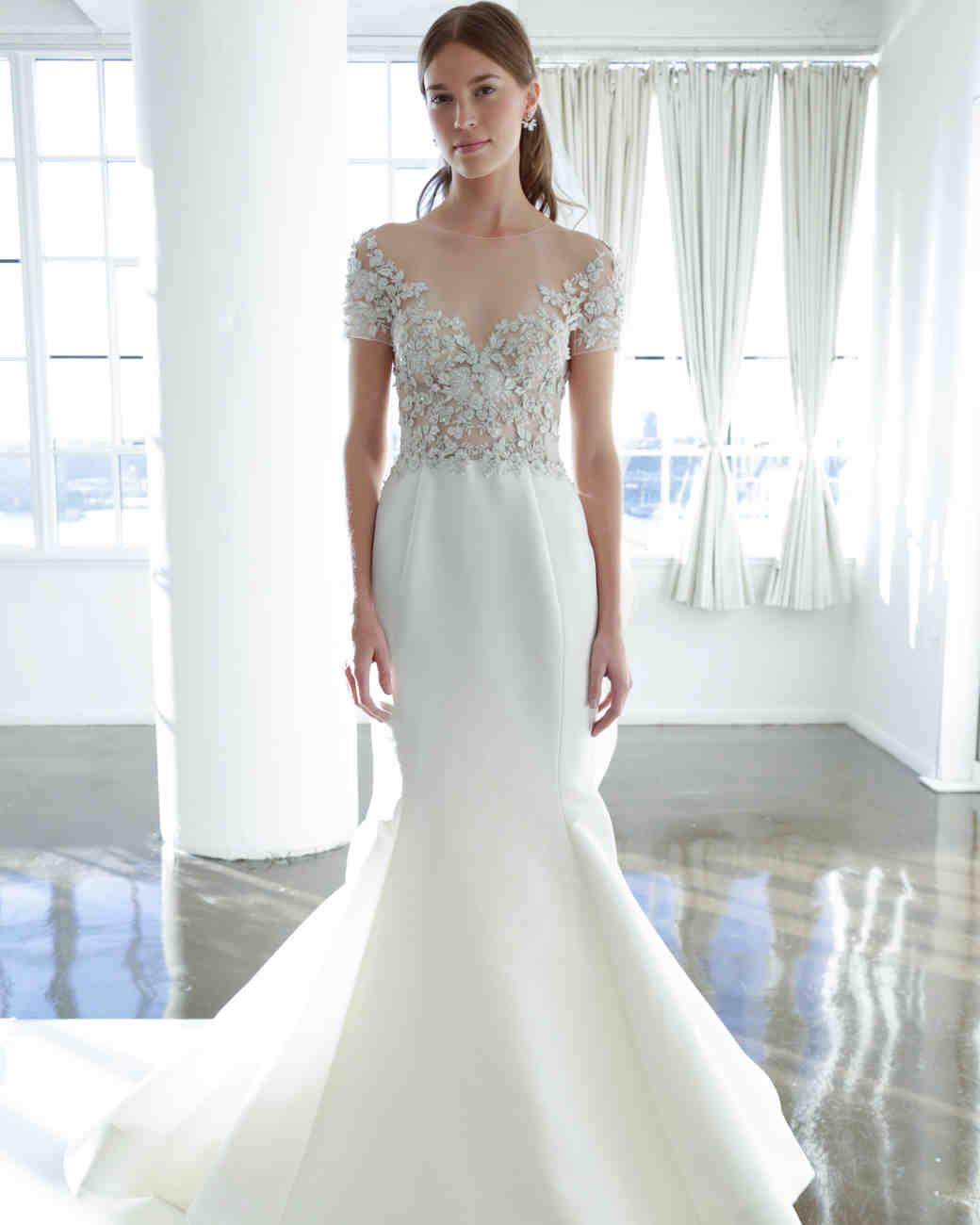 Marchesa wedding dress 4 Fall 2017