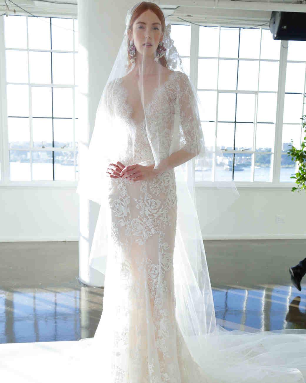 Marchesa wedding dress 5 Fall 2017