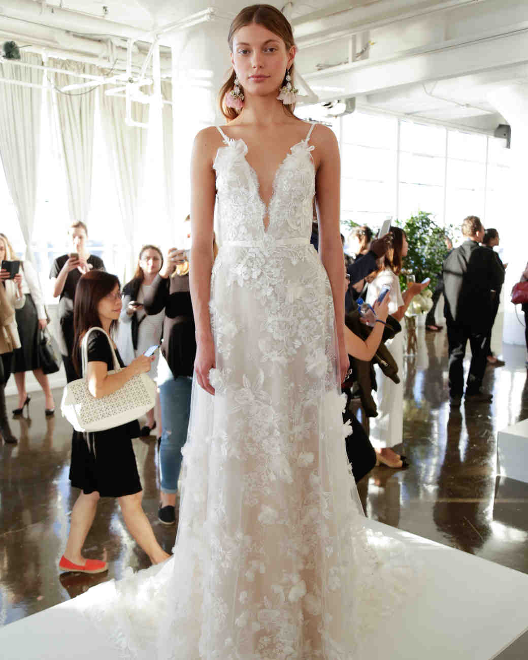 Marchesa wedding dress 11 Fall 2017