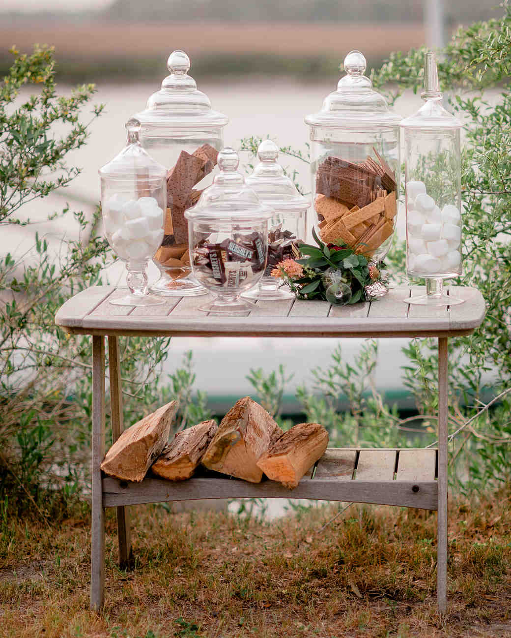 Wedding Su0027mores Desserts That Guests Will Want