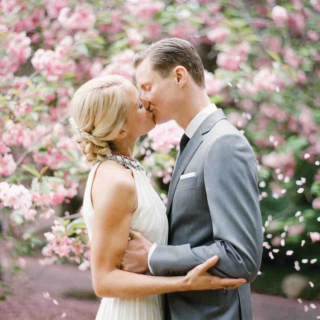 A Beautiful Spring Wedding in NYC