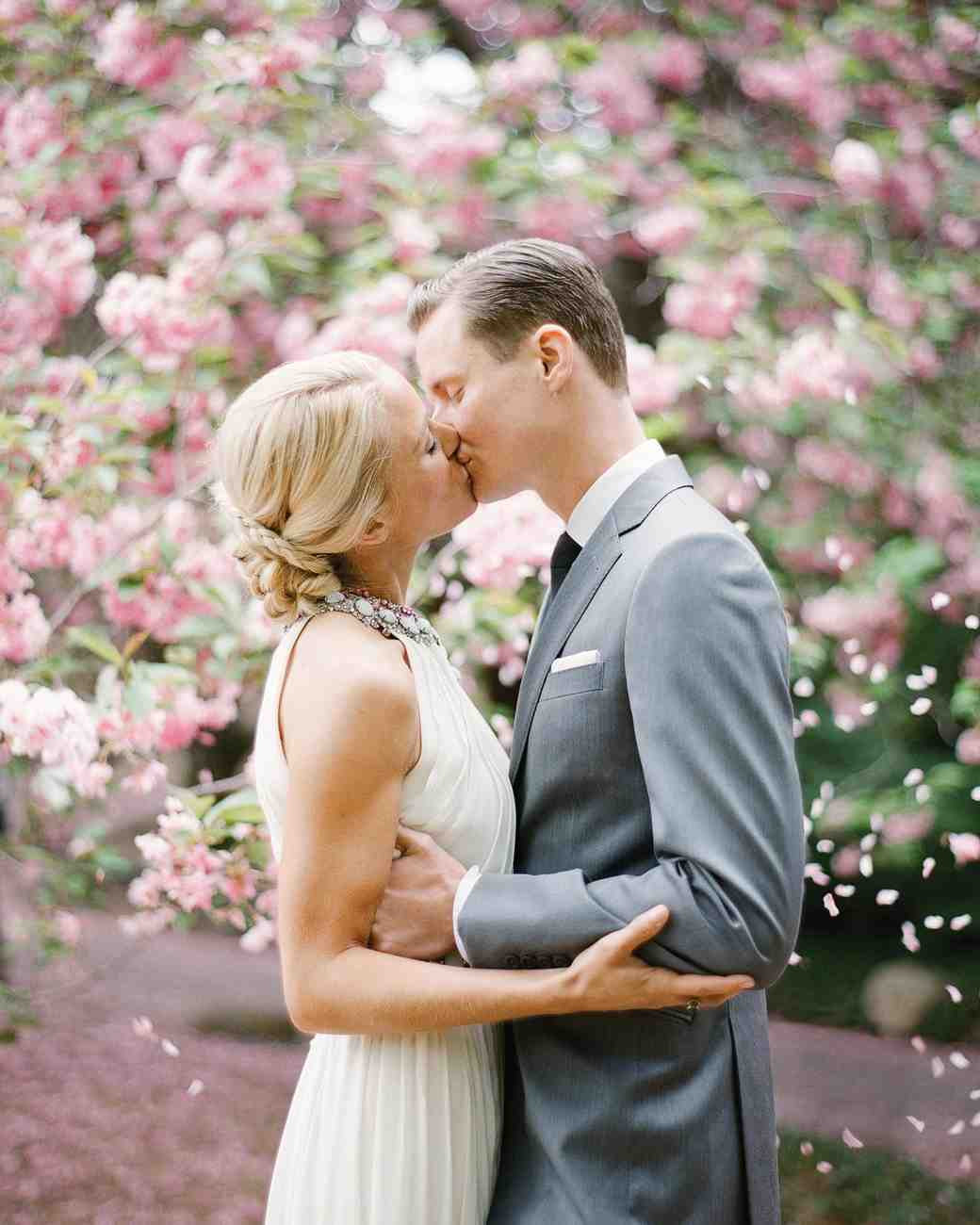 Beautiful Weddings: A Beautiful Spring Wedding In NYC