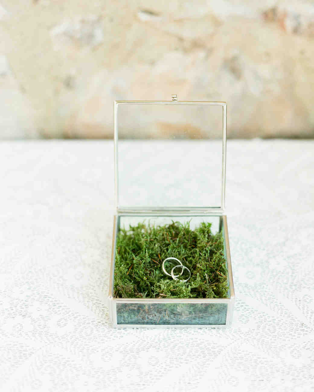 10 Wedding Ring Box Ideas For Converting A Holder Into A Keepsake | Martha  Stewart Weddings