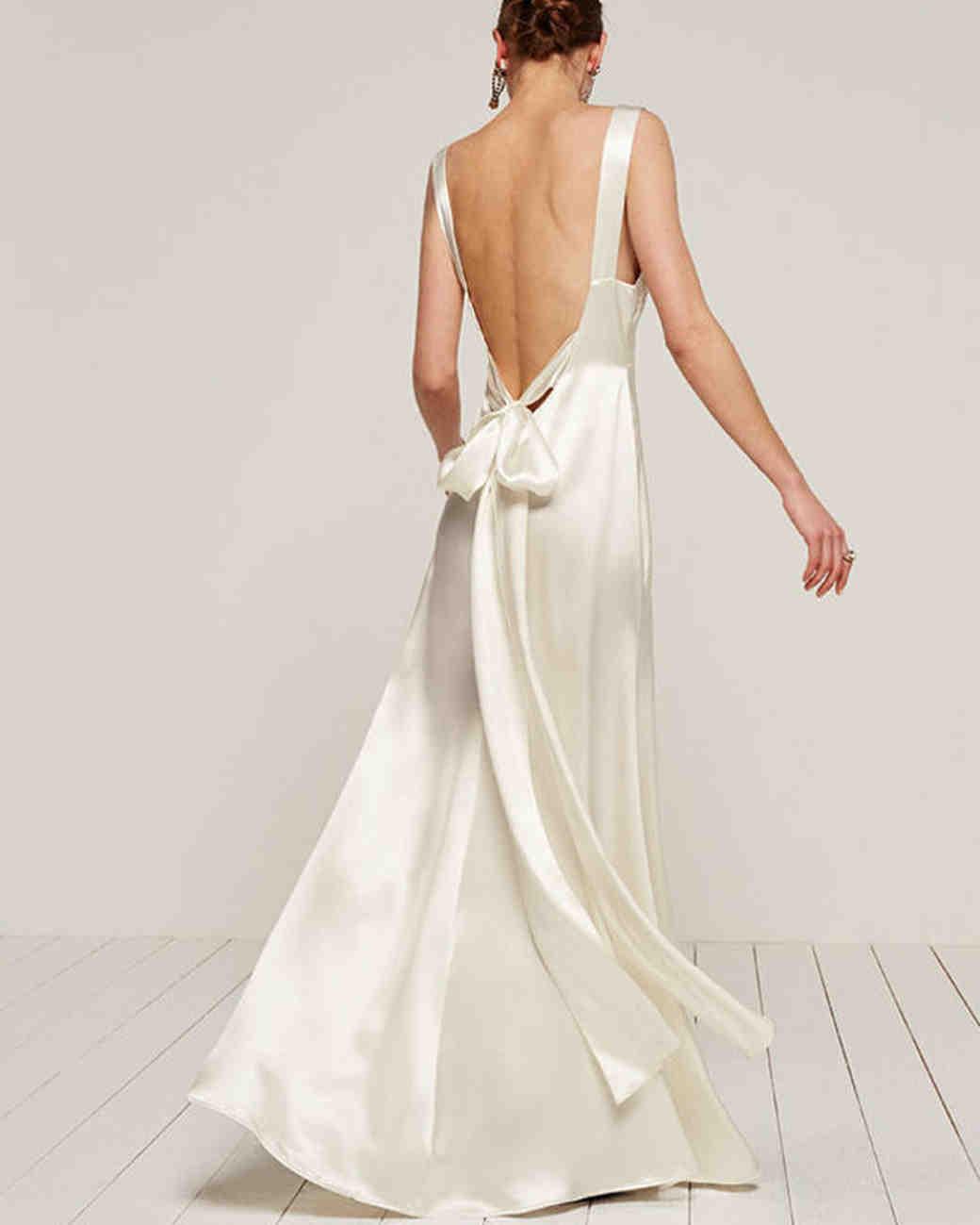 The coolest silk bridesmaids dresses martha stewart weddings junglespirit Choice Image