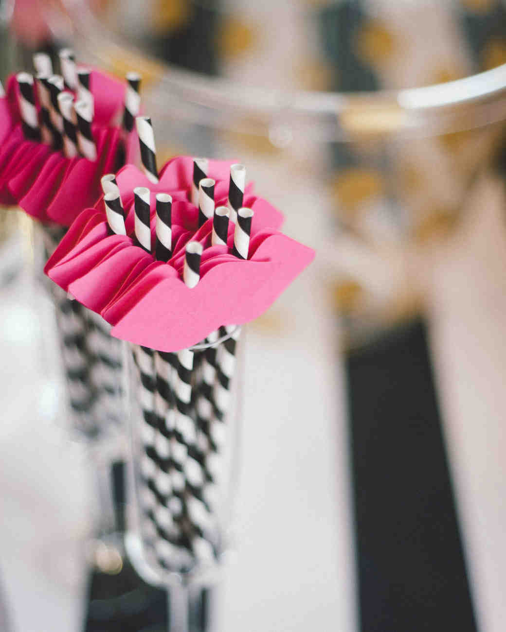 """Summer\'s Smooch-Themed Bridal Shower to """"Kiss Her Single Life ..."""