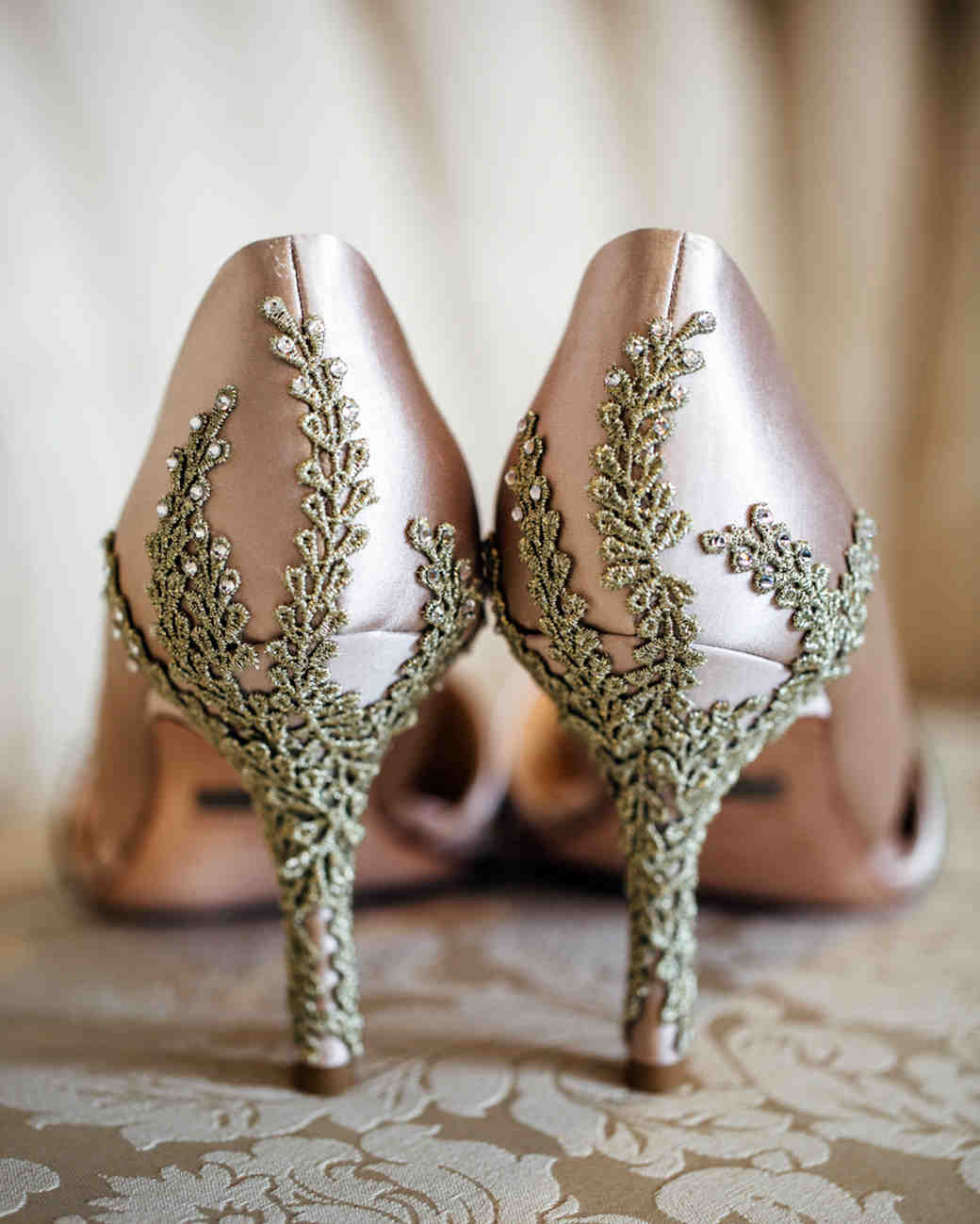 51b0b1a9121 40 Wedding Shoes That Are Worthy of an Instagram