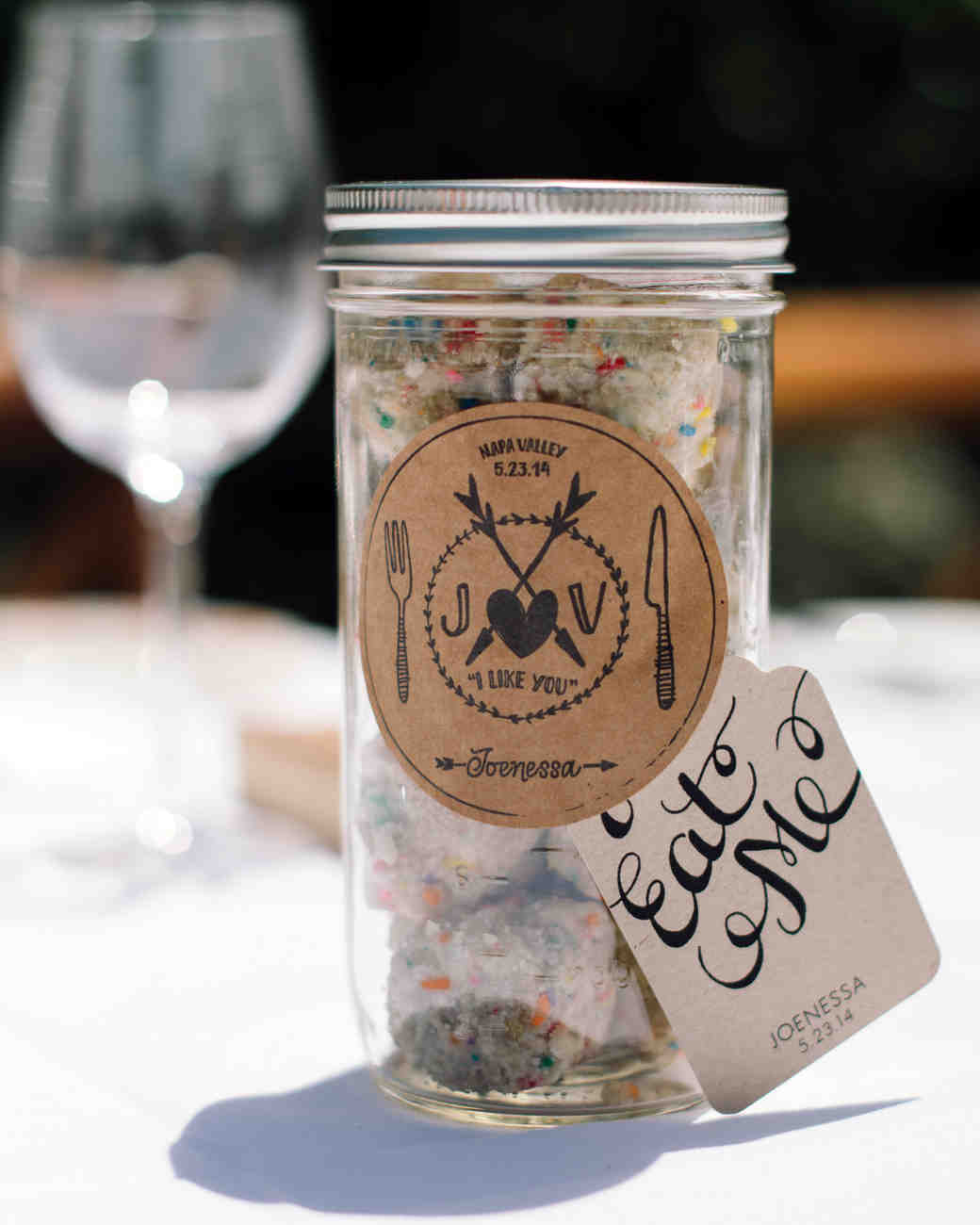 Wedding Favors: Candy Wedding Favor Ideas