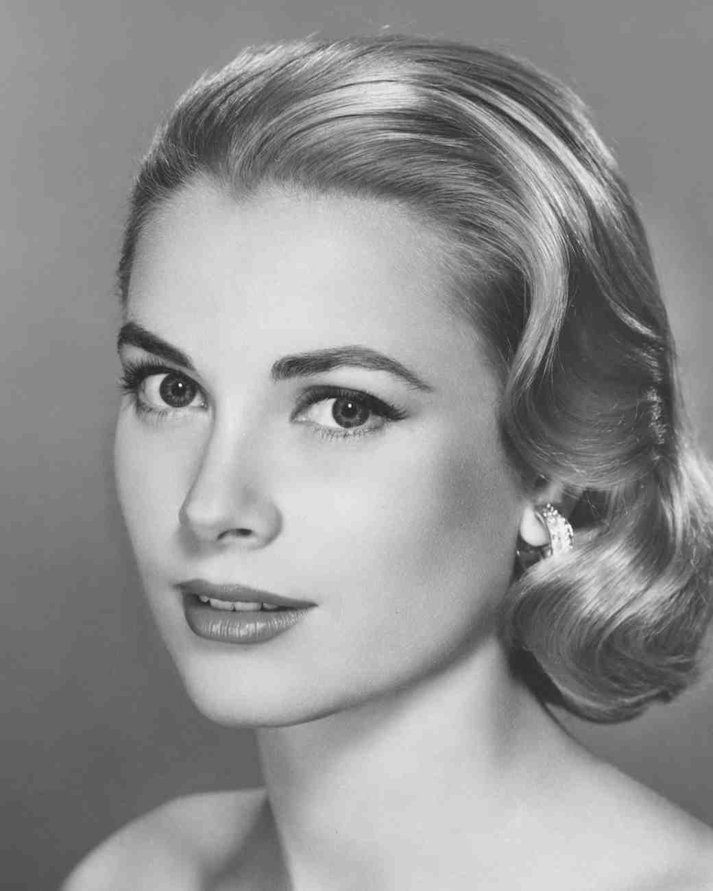 8 Wedding Hairstyles Inspired by Vintage Beauty Icons | Martha ...